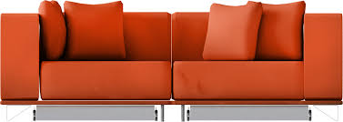 Orange Ikea Sofa cad and bim object tylosand 3 seat sofa bed ikea