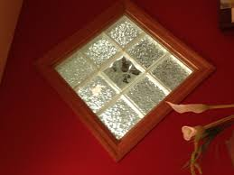 Decorative Glass Panels For Walls Decorative Glass Block Borders For A Shower Wall Or Windows