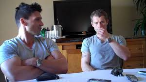 frank grillo u0026 james badge dale interview for the grey part 1