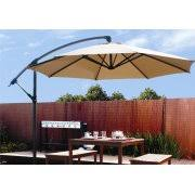 Outdoor Patio Umbrella Patio 10 Hanging Umbrella Set Outdoor Parasol 4 Colors