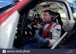Ford Focus 1999 Interior Colin Mcrae In His Ford Focus Wrc At A Service Stop On The 1999