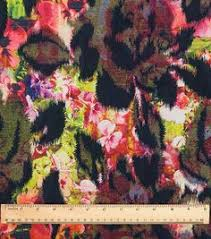 nicole miller crystal ls nicole miller floral jacquard fabric catalina blue pinteres