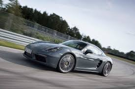 custom porsche 2017 2017 porsche 718 cayman first drive review performance trumps