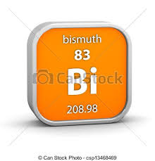 Bismuth Periodic Table Bismuth Clipart Clipground