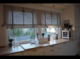 diy kitchen curtains diy kitchen curtains that are easy to make