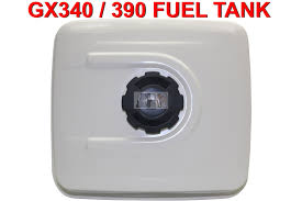 fuel tank for honda and chinese copy engine gx340 gx390 11hp 13hp