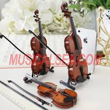 miniature violin cello for ornament craft miniature