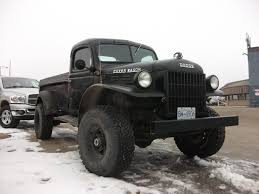 america u0027s toughest oldest pickup the dodge power wagon