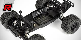 red rc u2013 rc car pro pro mt 1 10th 2wd monster truck kit