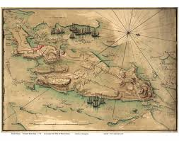 colonial map ri newport colonial maps