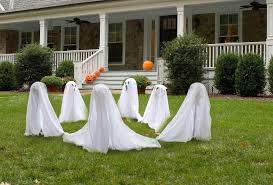 amazon com ghostly group lawn decor 3 pcs kitchen u0026 dining