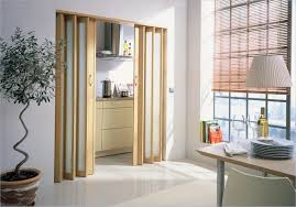 interior bifold doors with glass inserts photo on exotic home
