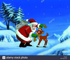 santa clause u0026 rudolph rudolph the red nosed reindeer the movie
