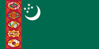 Th Flag File Flag Of Turkmenistan 1992 1997 Svg Wikimedia Commons