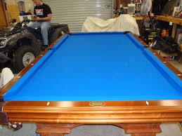 Championship Billiard Felt Colors Move W E M Distributors Before U0026 After 2 Of 2