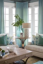 Kitchen Curtain Ideas Pinterest by Best 25 Aqua Curtains Ideas Only On Pinterest Diy Bathroom