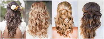 wedding hairstyles medium length hair half up half curly hairstyles medium length hair 100 images