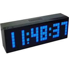 aliexpress com buy 4 colors led clock digital alarm clock wall