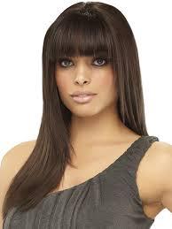 clip in fringe easifringe human hair clip in bangs by easihair hsw wigs