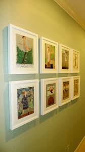 matching frames or better with a more eclectic style using