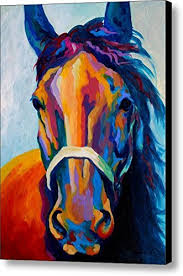 painting for home decoration horse art prints on canvas animal painting for home decor https