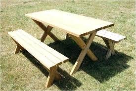 picnic table converts to bench garden bench table nhmrc2017 com
