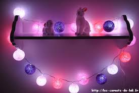 guirlande deco chambre guirlande lumineuse de décoration