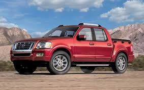 ford sports truck used 2007 ford explorer sport trac for sale pricing features