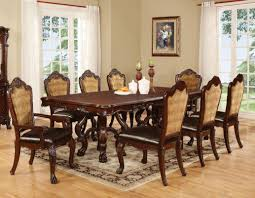 cherry wood dining room table queen anne dining room set queen anne cherry dining room table and