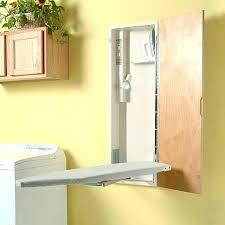 wall mount ironing board cabinet white wall mounted iron board cabinet designdriven us