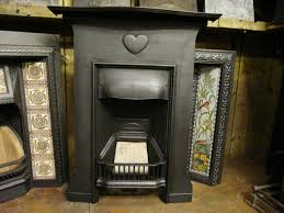 old cast iron fireplace antique cast iron fireplace ci163 19th