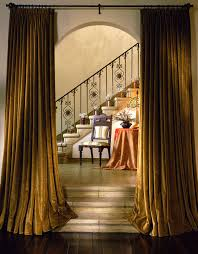 a bold statement with velvet drapes u0026 curtains