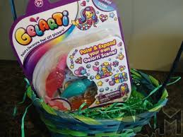 painted easter baskets new easter basket toys and gifts