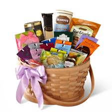 send a gift basket best teas gourmet treats gift basket delivery at send flowers