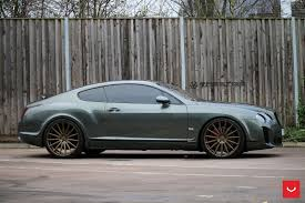 bentley continental rims vossen wheels bentley continental gt vossen flow formed series