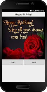birthday cards free app android apps on google play