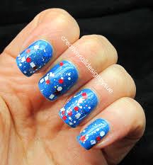 creative nail design by sue june 2012