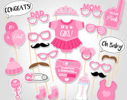 in baby shower baby shower props etsy