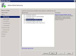 network device enrollment service ndes in active directory