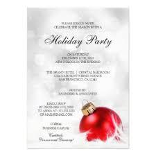 christmas invitations christmas party invitations zazzle