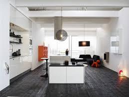 cuisine blanche sol noir best cuisine avec sol noir photos design trends 2017 shopmakers us