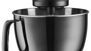 all black kitchenaid mixer kitchenaid introduces limited edition artisan black tie stand mixer