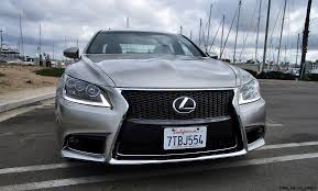 lexus ls 460 lowered 2017 lexus ls460 f sport road test review by ben lewis