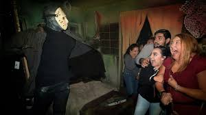 freddy vs jason maze 2016 halloween horror nights universal