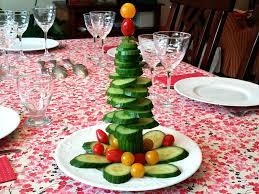 cuisine de noel 2014 sapin de noël en concombre
