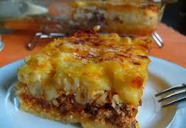 makanan enak berbau keju resep dan cara membuat pasta italia makaroni panggang keju yang