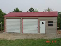 Steel Garage With Apartment by Metal Buildings Florida Choice Metal Buildings