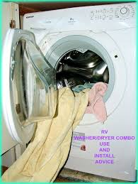 how to install and use an rv washer dryer combo axleaddict