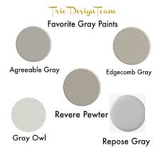 Light Gray Paint by Our Favorite Gray Paints U2014 Trio Design Team