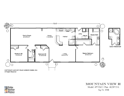 Palm Harbor Floor Plans by Palm Harbor Floor Plans Palm Harbor Homes Floor Plans Swawou